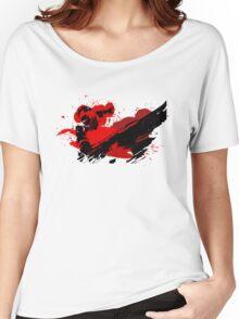 Grunge Swordsman Women's Relaxed Fit T-Shirt