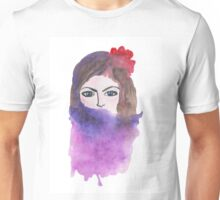Beautiful girl Unisex T-Shirt