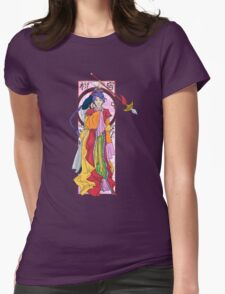 Nuriko Nouveau Womens Fitted T-Shirt
