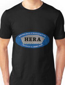 HERA - Hydrogen Epoch of Reionization Array Logo Unisex T-Shirt