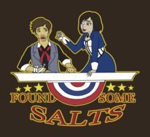 Found Some Salts T-Shirt