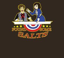 Found Some Salts Unisex T-Shirt