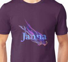 STAR GUARDIAN JANNA | League of Legends Unisex T-Shirt