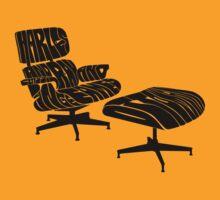 Black Eames. by nuuk