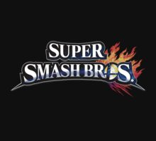 funny man women super smash bros by Blocing