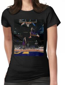 Vince Carter Womens Fitted T-Shirt