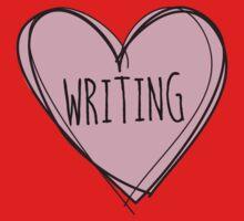 Writing, writer One Piece - Short Sleeve