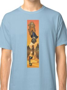 A Pirate History Classic T-Shirt