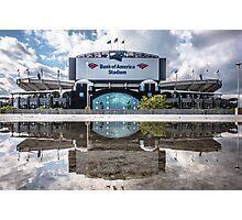 panthers stadium Photographic Print