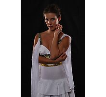 Vexvoir - Greek Goddess #7094 Photographic Print