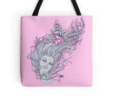 I Long for the Freedom of the Sea Tote Bag