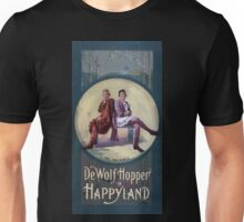 Performing Arts Posters De Wolf Hopper in Happyland 0075 Unisex T-Shirt