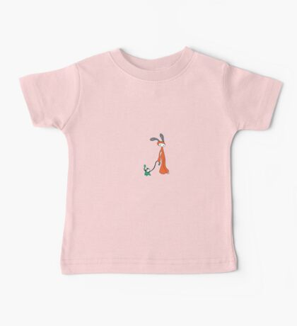 Come along (for Black) Baby Tee