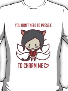 Ahri: League of Valentines T-Shirt