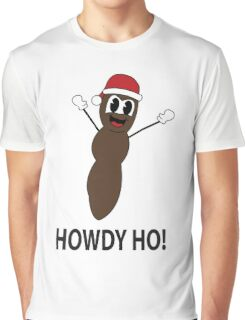 Mr. Hankey The Christmas Poo South Park Graphic T-Shirt