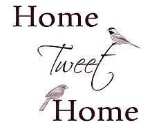 Home Tweet Home Birds by pencreations