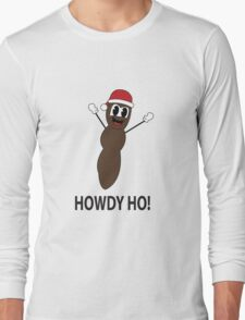 Mr. Hankey The Christmas Poo South Park Long Sleeve T-Shirt