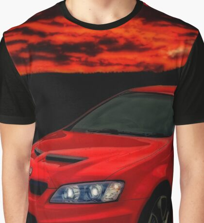 Holden Maloo The New El Camino Graphic T-Shirt