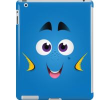 just keep swimming (Dory) iPad Case/Skin