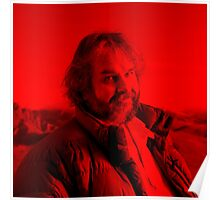 Peter Jackson - Celebrity (Square) Poster