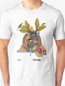 Animal Collection -- Oh Deer Unisex T-Shirt