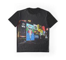 Dotonbori, Osaka Graphic T-Shirt