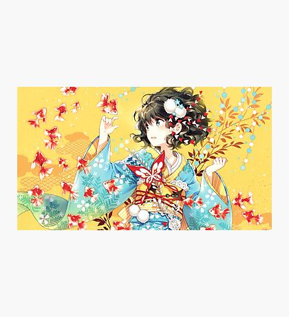 japan anime Photographic Print