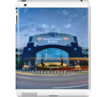 panthers stadium iPad Case/Skin