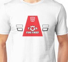 Red Alert - Transformers 80s Unisex T-Shirt