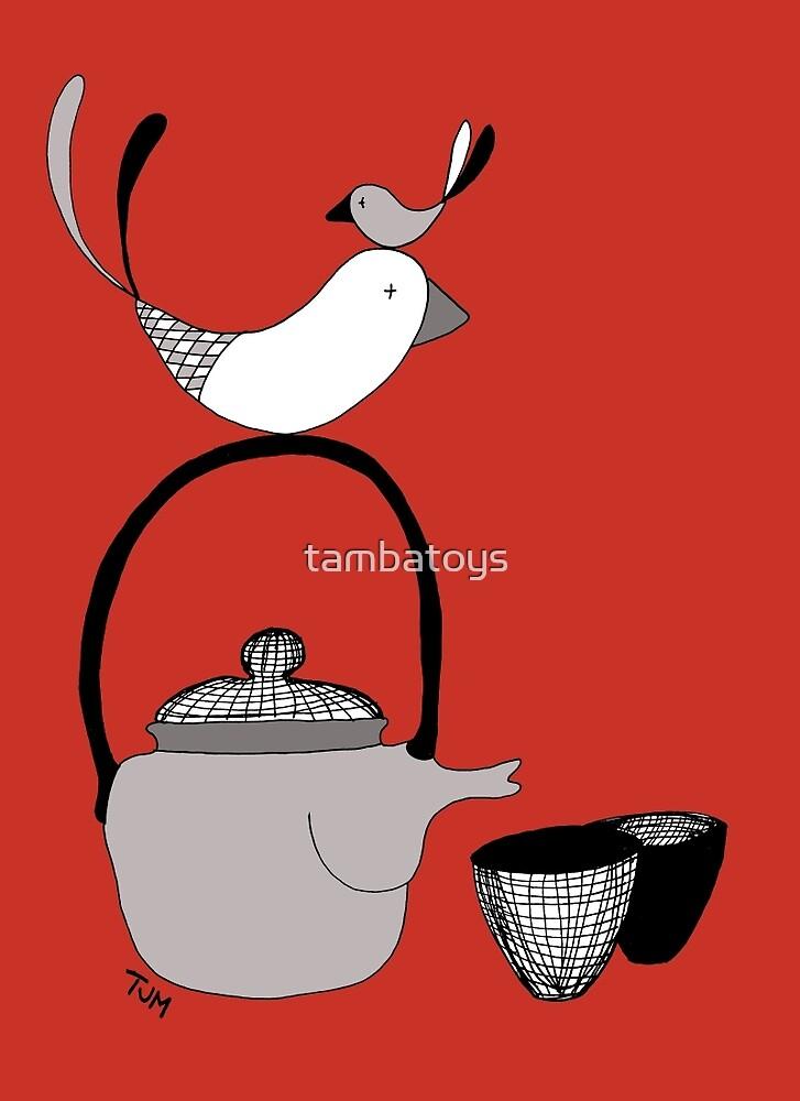 Tea4two by tambatoys