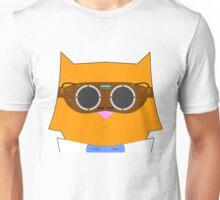 Steam Punk Cat Unisex T-Shirt