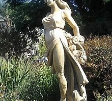Statue In Suburbia by RobynLee