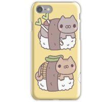 Sushi Cat iPhone Case/Skin