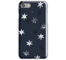 Stamped Star iPhone Case/Skin