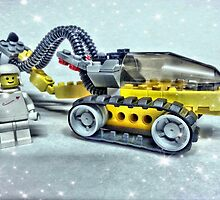 The Lego Traveller by Ed Warick