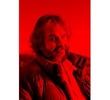 Peter Jackson - Celebrity Photographic Print
