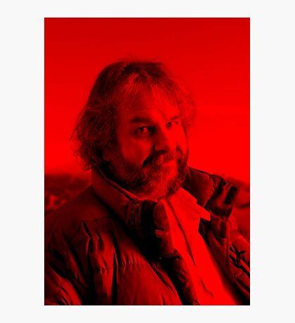 Peter Jackson - Celebrity Photographic Print