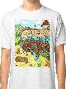 Beautiful Farm of Brigaudière Classic T-Shirt