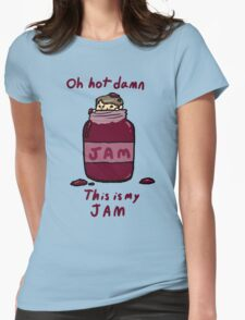 John's Jam Womens Fitted T-Shirt