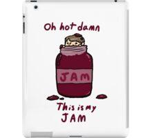 John's Jam iPad Case/Skin