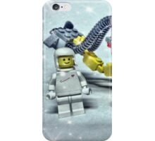 The Lego Traveller iPhone Case/Skin