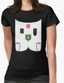 Prowl - Transformers 80s Womens Fitted T-Shirt