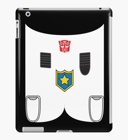 Prowl - Transformers 80s iPad Case/Skin