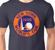 1939 New York World's Fair Unisex T-Shirt