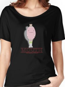 Mouth Breather Stranger  Women's Relaxed Fit T-Shirt