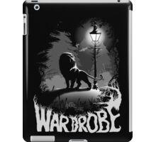 Into The Wardrobe iPad Case/Skin