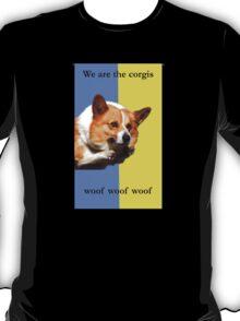 House Corgi T-Shirt