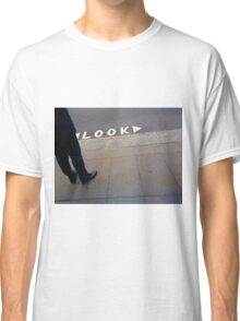 Look... Classic T-Shirt