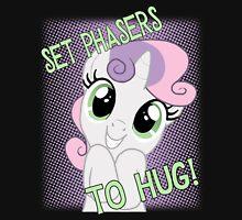 Set Phasers To Hug! Unisex T-Shirt