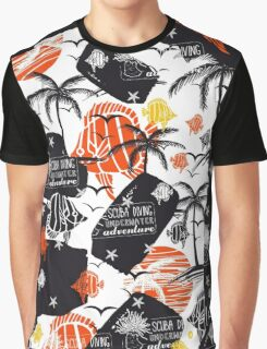 Underwater adventure Graphic T-Shirt